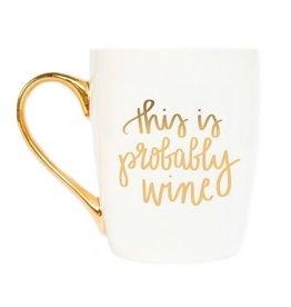 Sweet Water Prob Wine Mug