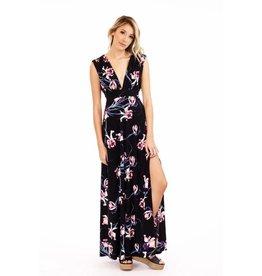 Veronica M Luciano Maxi Dress