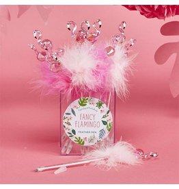 Fancy Flamingo Pen