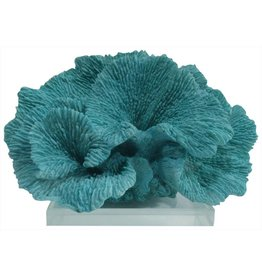 Fancy That Aqua Coral Statue