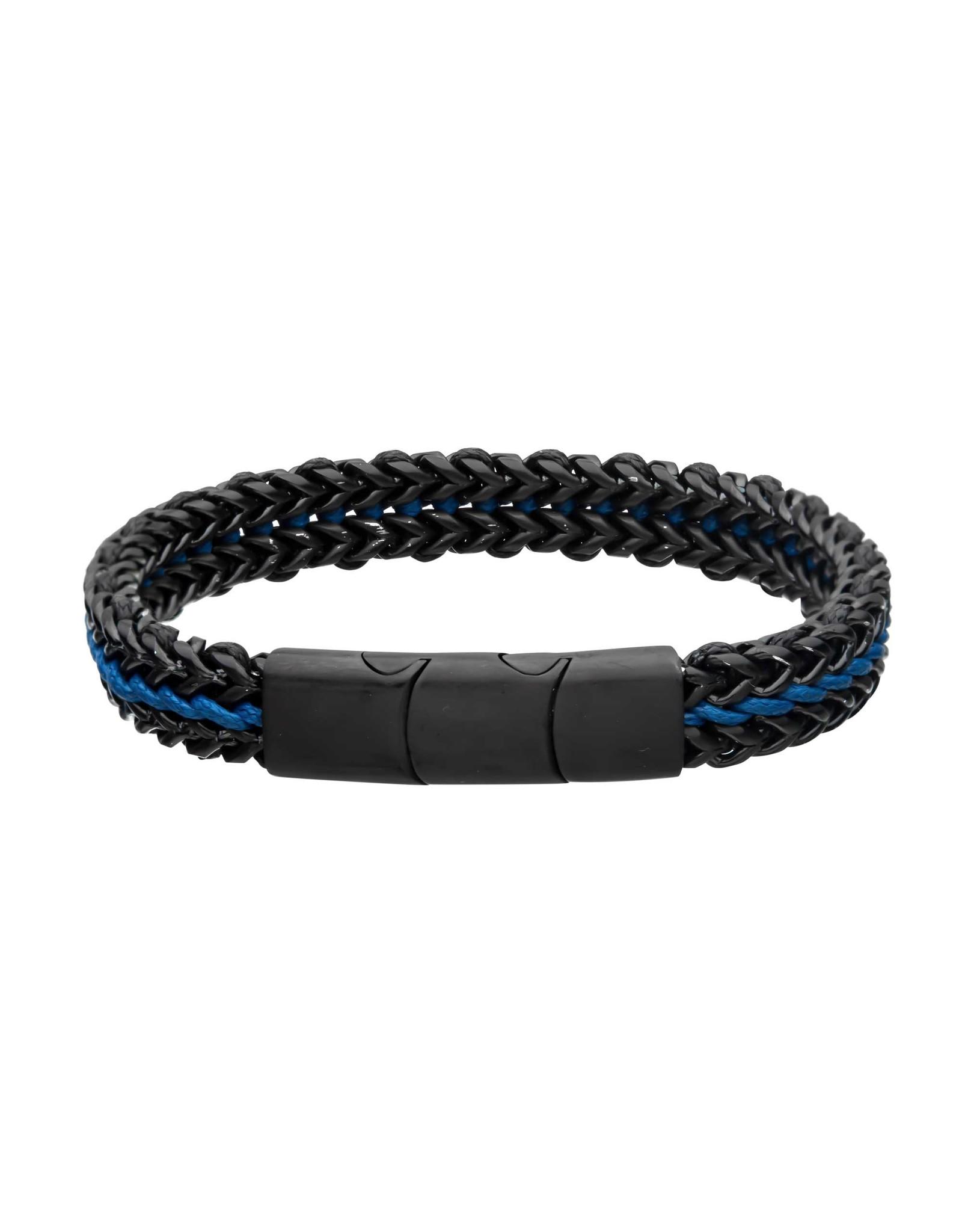 Inox Allegiance Blue Stainless Steel