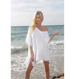 White Magda Tunic