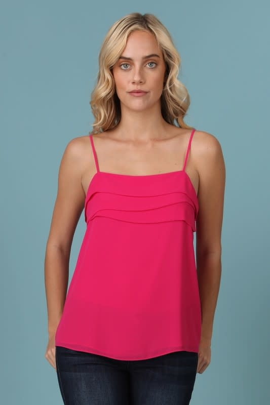 Pink Berry Band Cami Tank