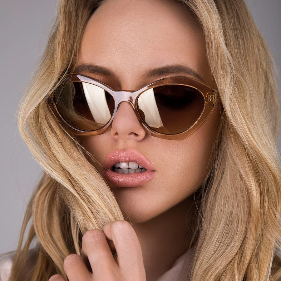 Freyrs Jade Amber Sunglasses