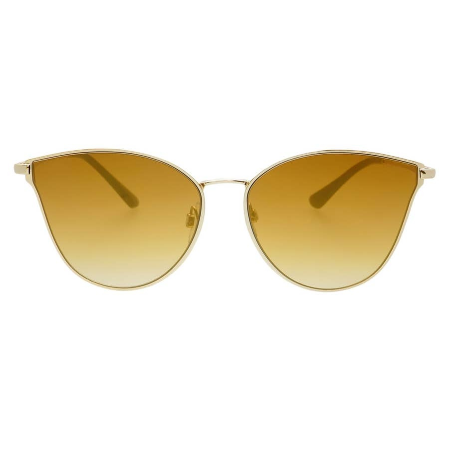 Freyrs Ivy Amber Cat Eye Sunglasses