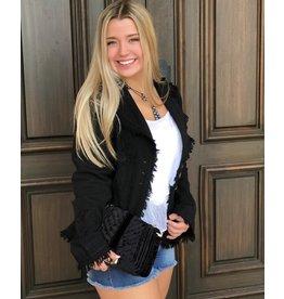 Black Hawaii Jacket