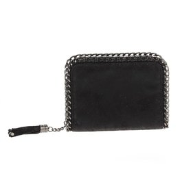 Black Chain Wallet