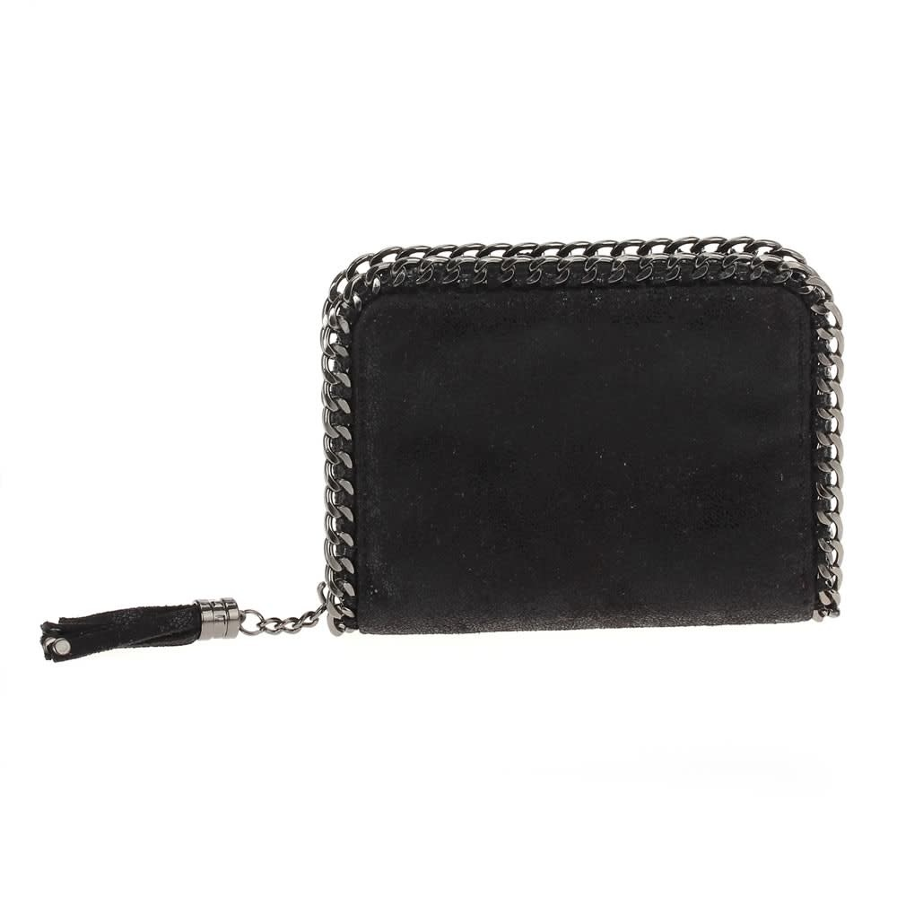 Black Chain Wallet