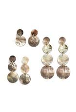 MOP Dangle Earrings