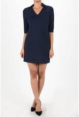 Aryeh Navy Toby Dress