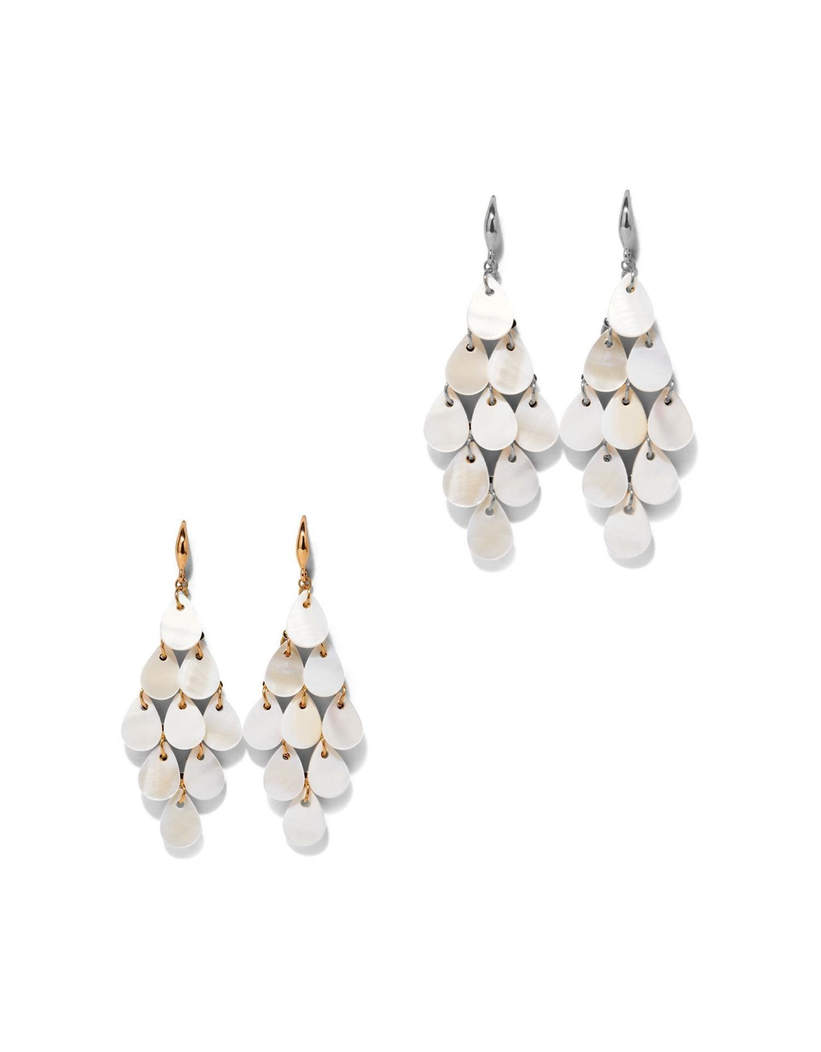 MOP Cascade Earrings