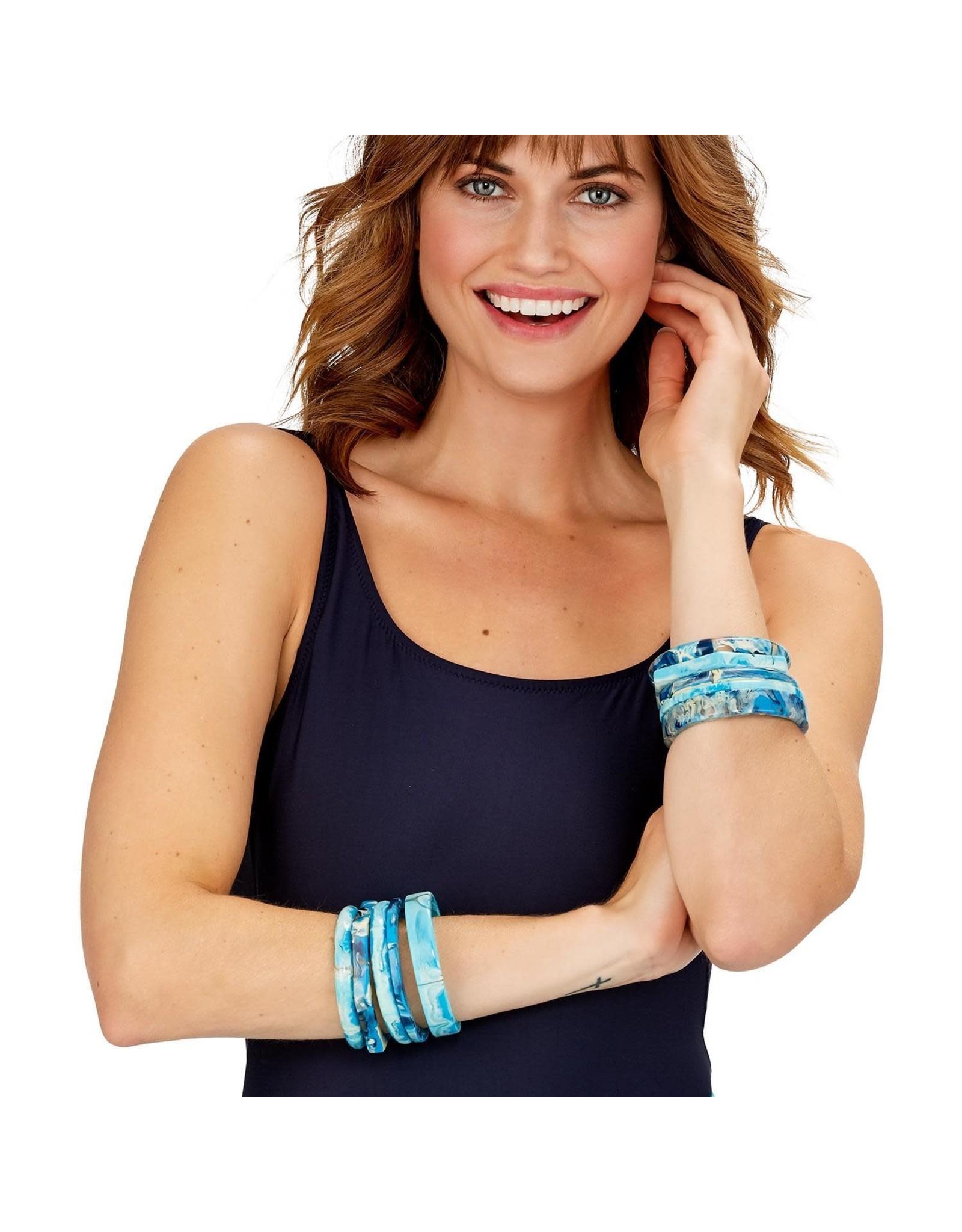 Marble Resin Bracelets