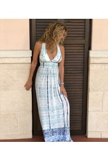 India Boutique Aqua Diva Dress