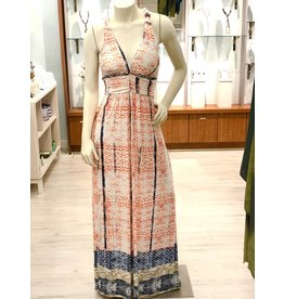 India Boutique Tangerine Diva Dress