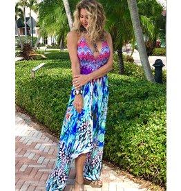 India Boutique Celine Handkerchief Dress