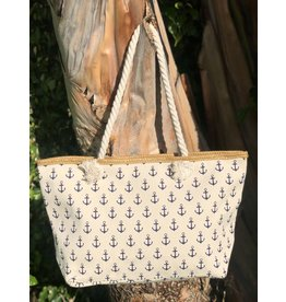 India Boutique Mini Anchor Beach Bag