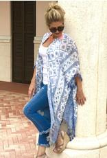 Tassel Kimono