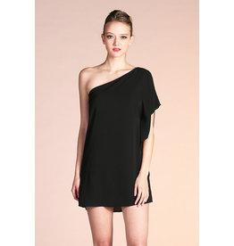 Black Margot Dress