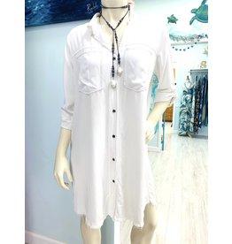 White Angel Tunic/Dress
