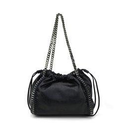 Black Chain Bella Bag