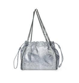 Silver Chain Bella Bag