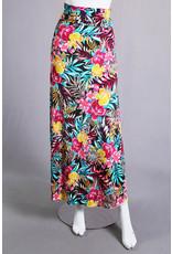 Fiji Floral Maxi Skirt