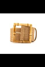 Bamboo Buckle Belt