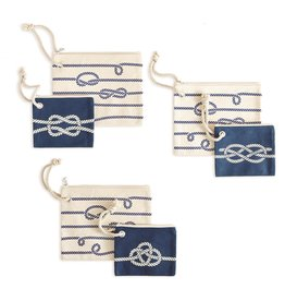 Knot-Ical Rope Pouch Set