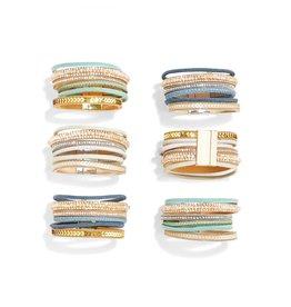 Glam Alert Magnetic Bracelets