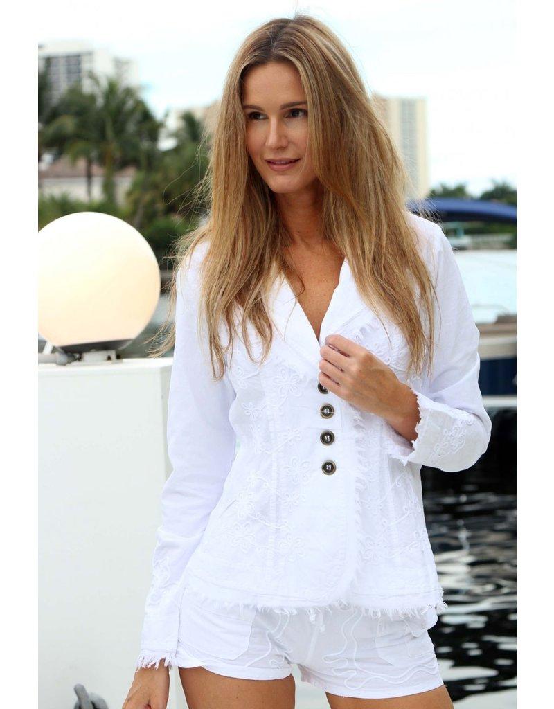 White Hawaii Jacket