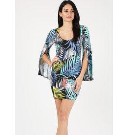 Maui Open Sleeve Dress
