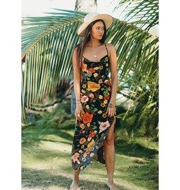 XIX Palms Guadalupe Midi Dress