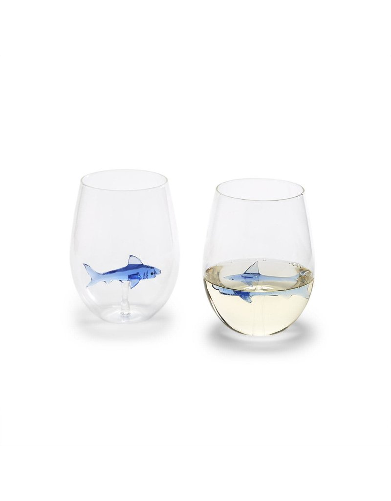 Great White Wine Glasses (Set 2)