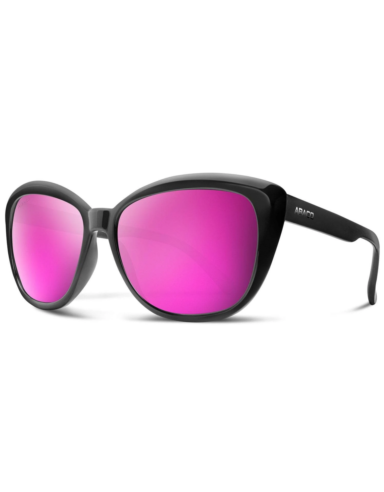 Abaco Polarized Kateye Black/Pink