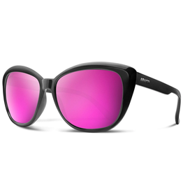 Abaco Polarized Kateye Black/Pink
