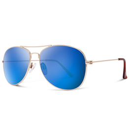 Abaco Polarized Avery Gold/Blue