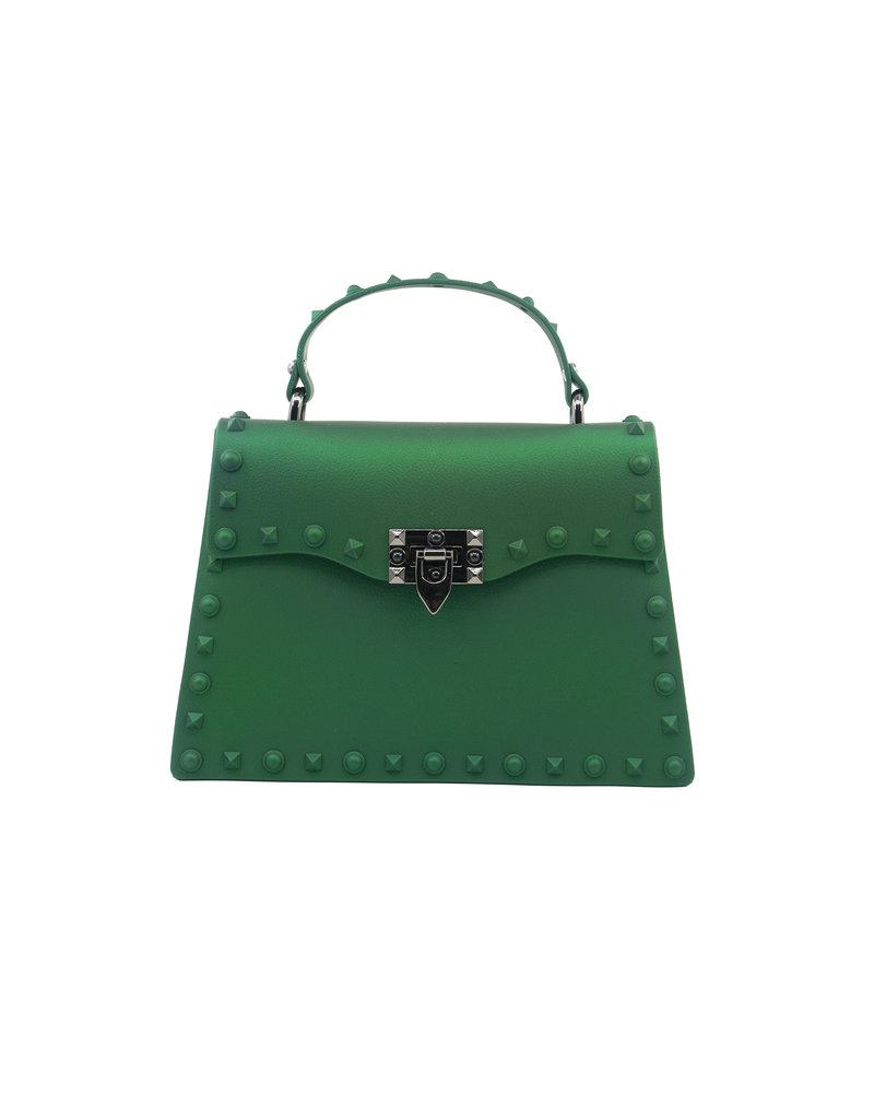 Green Jelly Valentine Bag