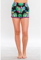 Kahili High Waist Shorts