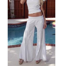 White Gringa Pants