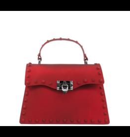 Red Jelly Valentine Bag