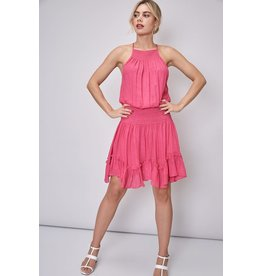 Hot Pink Kelsey Dress