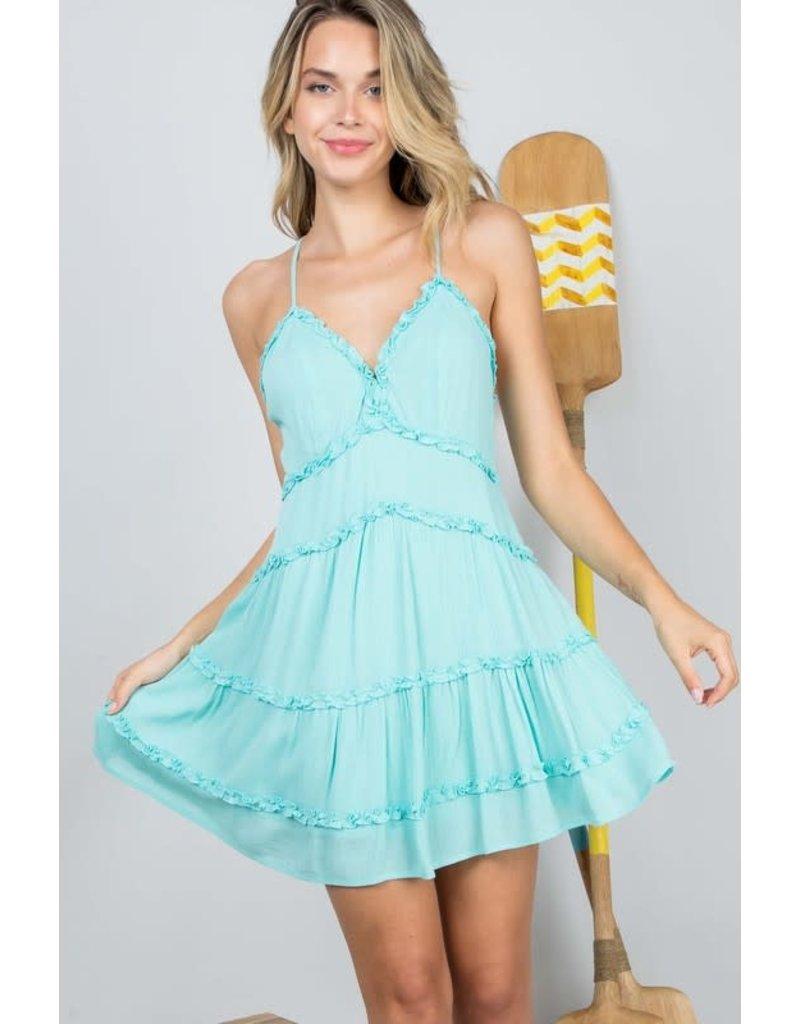 Milani Frill Dress
