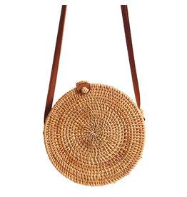 Carmel Round Bali Bag