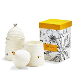 Bee Skep Scented Candle