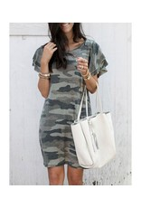 She Star Kiki Camo Dress