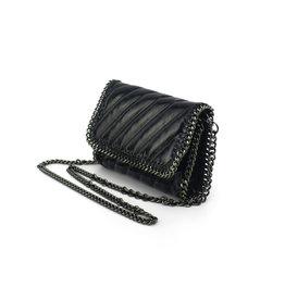 Black Chain Zara Bag