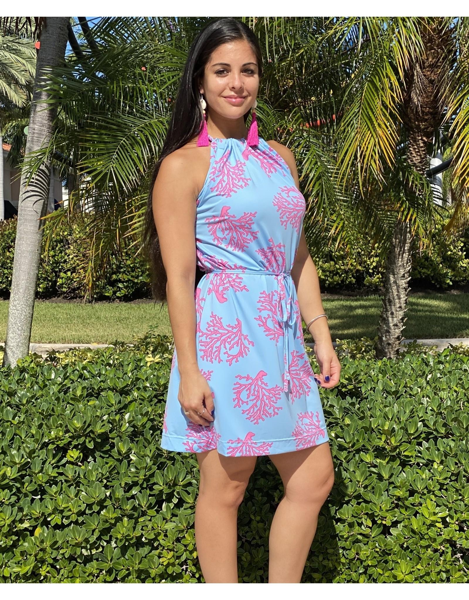 La Mer Lux Blush Barrier Alice Dress