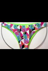 Summer Rae Designs Gr/Pineapple Jupiter Bottom
