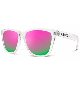 Abaco Polarized Kai Crystal Clear/Rose