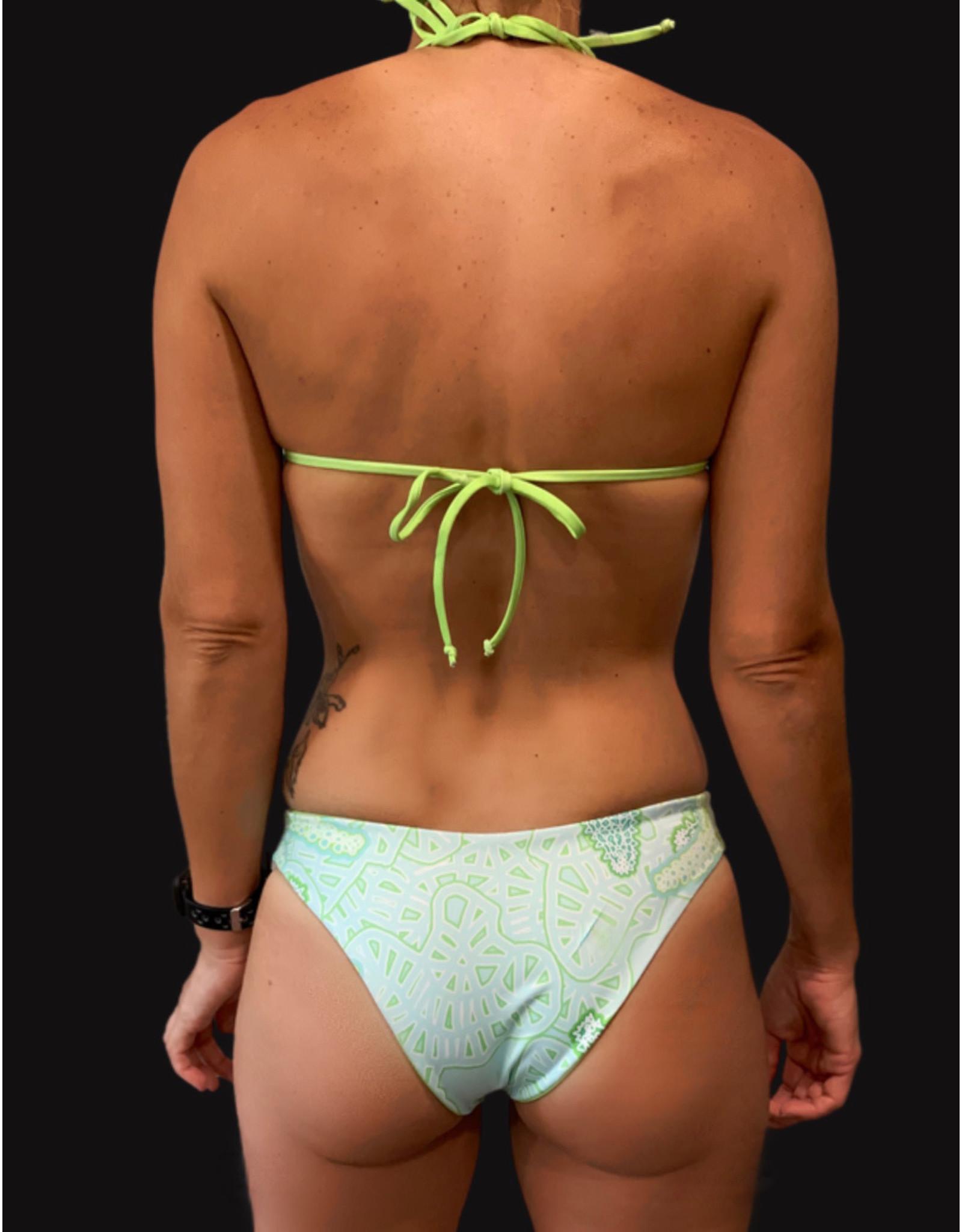 Summer Rae Designs Star/Lime Jupiter Bottom
